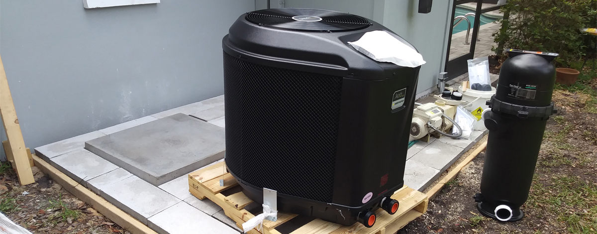 Heating Amp Cooling Pool Heaters Lee County Fl